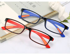 Corlorful Rectangular Frame Nearsighted Minus Distance Myopia Glasses~-0.50~6.0