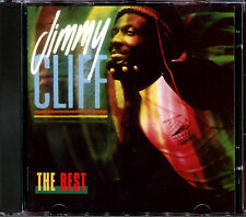JIMMY CLIFF - THE BEST - INCL. MEGAMIX 6'55 - CD ALBUM [3035]