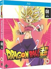 Dragon Ball Super Part 8 (Episodes 92-104) (Blu-ray) Masako Nozawa
