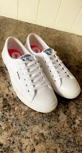 White Superdry Trainers Size 5