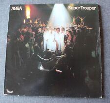Abba, super trouper, LP - 33 tours