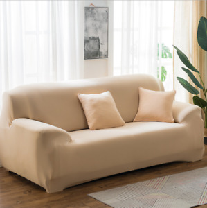 Stretch Sofa Slip Covers Couch Chair Slipcovers Furniture Accessories Bedroom