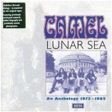 Camel - Lunar Sea - An Anthology 1973 - 1985 (NEW CD)