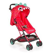 Cosatto Woosh Pushchair (Miss Dinomite) - Suitable From Birth
