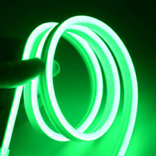 USA DC 12V SMD2835 Flexible LED Strip Waterproof Neon Lights Silicone Tube 3.3ft
