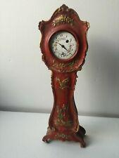 Reloj De Mesa Duchene & Fils XIX Siglo Movimiento A Caña Funciona