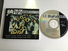 Soulframe - Jazz Festival, Vol. 2 (Swing, 2002) CD