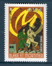 TIMBRE 3669 NEUF XX LUXE - BLAKE ET MORTIMER : LA MARQUE JAUNE - BANDE DESSINEE