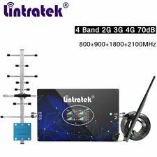 Handy Signalverstärker 4 Band 2G/3G/4G LTE Booster Repeater Intelligentes Kit
