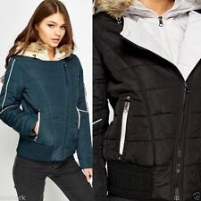 Polyester Waist Length Outdoor Coats & Jackets for Women