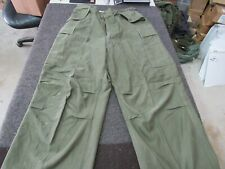 Us Army M1951 Combat Trousers originals used Small long 1958 (T6)