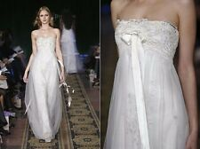 CLAIRE PETTIBONE ETHEREAL WEDDING DRESS  - TWILIGHT