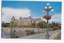 Vintage Postcard Victoria B.C. Canada Empress Hotel