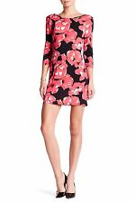 NEW $138 Trina Turk Tina Poppy Printed Dress SZ M