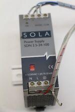 Sola Power Supply, Model: SDN2.5-24-100