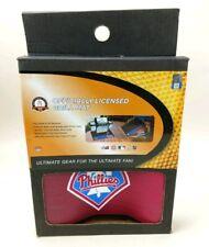 "Philadelphia Phillies MLB Baseball Vinyl BBQ Outdoor Grill Mat Rug 26"" x 42"" New"