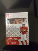 KYLER MURRAY 2019 Panini Unparalleled Rookie Focus Groove Cardinals RC SP ROY