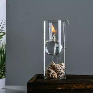 Décorative Moderne Verre Huile Lampe / Bougie pour Usage Avec Odeur Neutre