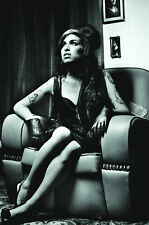 'AMY WINEHOUSE' (m) A4 POSTER PRINT, FREE 1ST CLASS POSTING!!!!!!