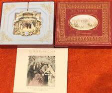 2007 White House Christmas Ornament Historical Association Wedding at the Wh
