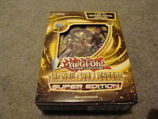 Yugioh The New Challengers Special Edition Booster Box Qliphort Disk Scout~!