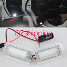 2x Led Step Courtesy Door Lights For Land Cruiser Prado 150 Series 2009-2017