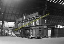 Glasgow St. Enoch Railway Station Photo. Glasgow & South Western Railway. (21)
