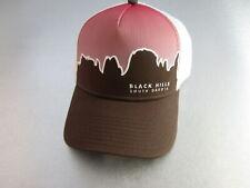 The Game Licensed Snapback Mesh Trucker Hipster Cap Hat Black Hills South Dakota