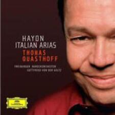 Haydn Italienische Arien von Thomas Quasthoff (2008)