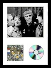 Stone Roses / Limited Edition/ Framed / Photo & CD Presentation /The Stone Roses
