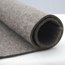 100% Wool Felt Fabric - 3mm Thick - Made in Western Europe 92cm Wide x 0.5 Metre