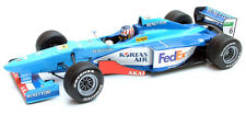 MINICHAMPS 1:18 F1 BENETTON PLAYLIFE B198 ALEXANDER WURZ 1998  ART. 180 980096