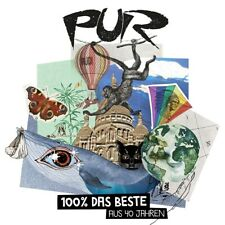 PUR - 100% das Beste aus 40 Jahren, 2 Audio-CD