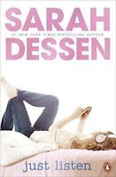 Just Listen by Sarah Dessen, NEW Book, FREE & Fast Delivery, (Paperback)