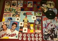 Junk Drawer Lot Collectibles, Mickey Mantle, Corey/Kyle Seager ,Misc #11/29/2P