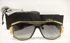 603f16bcb9a3 Cazal 163 3 Sunglasses 163 Rare Color 095 Black Gold Horn Authentic New