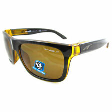 Polarized Rectangular Plastic Sunglasses for Men