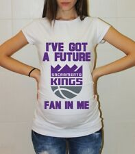 Sacramento Kings Baby Kings Maternity Shirt Baby Shower Pregnancy Reveal Baby