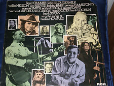 WILLIE NELSON/DON GIBSON/BOBBY BARE etc - THE SONGS OF HARLAN HOWARD - EXC.