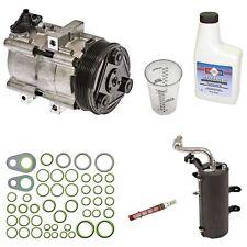 A/C Compressor & Component Kit SANTECH fits 06-07 Ford F-350 Super Duty 5.4L-V8