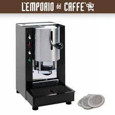 """Machine Café Spinel Pinocchio """" C """" Base Noir/Inox La Gaufre Ese Filtre Carte"""
