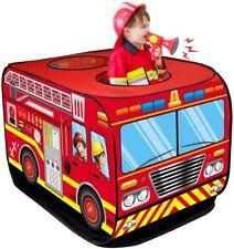 Kinderzelt Bällebad Babyzelt Spielhaus Spielzelt Truck Auto POP-UP Kinderzelt DE