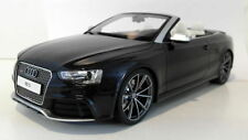 Véhicules miniatures noir sous boîte fermée pour Audi 1:18