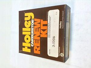 Carburetor Repair Kit (W2) RENAULT (4) 1981-85