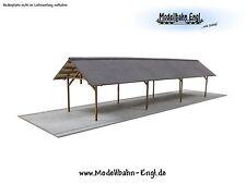 HO Bahnsteigdach komplett Set 3  Art.-Nr.:H0870051