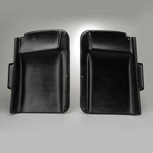 1968-1976 Corvette C3 Coupe ABS Plastic T-Top Replacement Headliners Pair 607159
