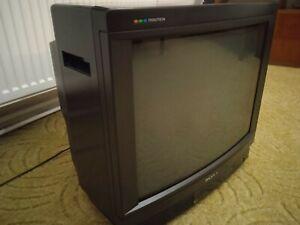 "Sony Trinitron KV-2184MT | 21"" Retro CRT TV"