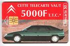 FRANCE TELECARTE / PHONECARD .. 50U F507V CITROEN VINCENNES 94 A 48012881 C.12€