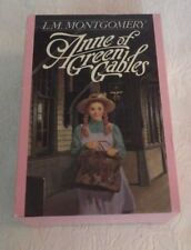 Anne of Green Gables Book Set of 1-4 Montgomery Avonlea Island Poplars