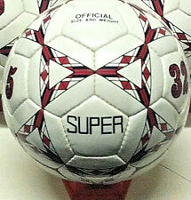Wholesale Lot New SUPER Soccer Ball Hand Stitched Official Size5 (Total 1 Ball)